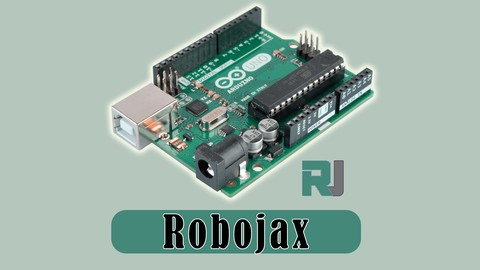Arduino for Absolute Beginners by Robojax