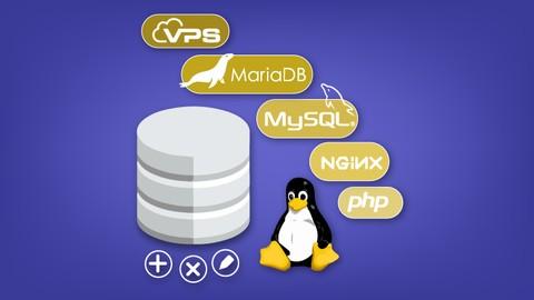 VPS Linux PHP Mysql دورة ادارة السيرفرات الخاصة بالعربية