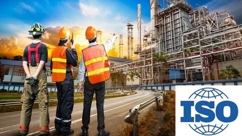 ISO 45001:2018 Gestión de Salud y Seguridad en el Trabajo.