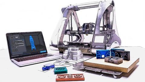 3D-Druck Schritt für Schritt | Hard- & Software All-in-One
