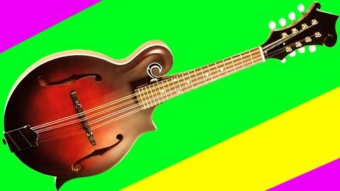 Beginner Mandolin Lessons - LEARN MANDOLIN FROM SCRATCH