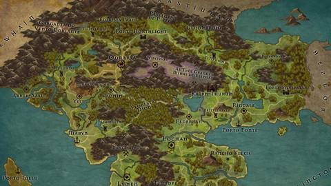 Créez vos cartes Fantasy avec INKARNATE