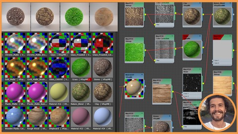 Vray Materials with 3ds Max + Vray : The Quickest Way