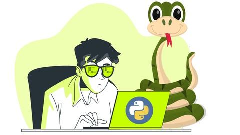 Python Mega Course : Go Beginner to Expert in Python3