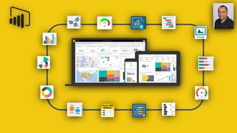 Microsoft Power BI - Business Intelligence for Beginners