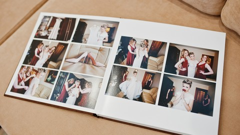 Learn Photo Album Designing from Scratch in Hindi