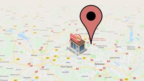 Kurs Google Maps - moja firma