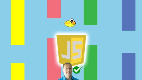 JavaScript Game Create a  flying bird game fun learn DOM