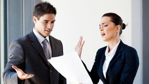 Customer Service - Conflict Resolution