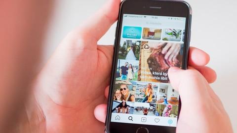 Curso de Marketing de Influência para Negócios no Instagram