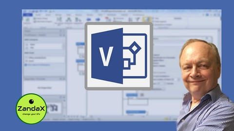 Microsoft Visio Advanced: Move to the Highest Level