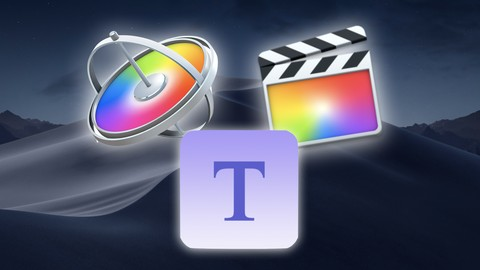 Apple Motion 5 : Create Titles for Final Cut X