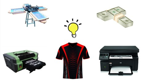 T Shirt Printing Business - know all about t-shirt printing