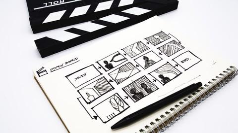動画ビジネスの初歩!ストーリーボード(絵コンテ)の作り方