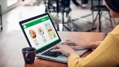 Restaurant Website with Online Ordering & App with WordPress