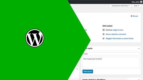 Wordpress: le Basi
