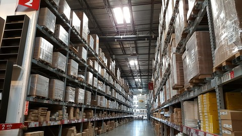 SAP WM Warehouse Management (beginner to advanced)