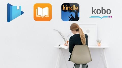 Escribir y publicar tu libro en Amazon, Apple, Google y más