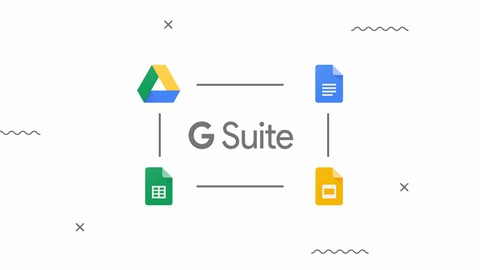 A-Z™| Google GSuite Uygulamaları (Drive,Sheets,Slides,Docs)