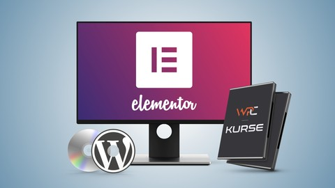 Elementor Praxis Kurs - Der Nr. 1 WordPress Page Builder