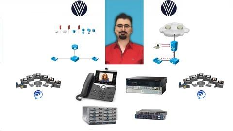 Cisco CCNA Collaboration 210-060 CICD - Voice Lab Course