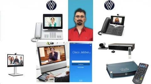 Cisco CCNA Collaboration 210-065 CIVND - Video Lab Course