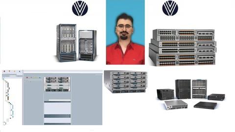 Cisco Nexus & UCS Manager Data Center Lab Course
