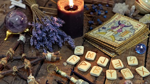 Psychic: Master your Psychic Ability with Rune Reading