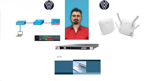 Cisco CCNA Wireless 200-355 WIFUND Lab Course 200-301