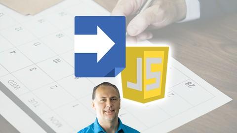 Google Apps Script CalendarApp and SpreadsheetApp Project
