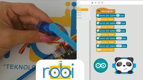 Mblock ile Arduino Çocuklarınızla Kaliteli Zaman Geçirin