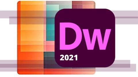 Dreamweaver 2021 - Software Para Desenvolvimento de Sites