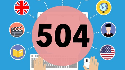 504 Absolutely Essential Words , Full Course