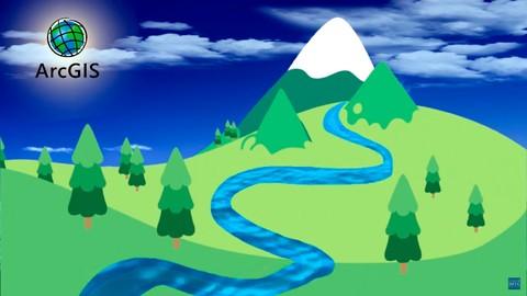 SIG Aplicado a Cuenca Hidrográfica con ArcGIS 10.x