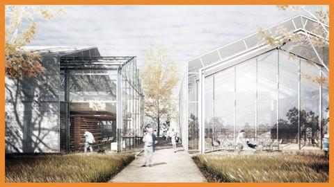 InDesign para Presentación Pro de Proyectos Arquitectónicos.