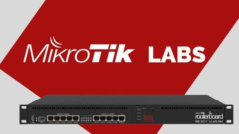 Curso Mikrotik - Laboratorios de un administrador