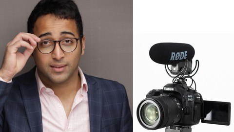 Entrepreneurs Confidence On Camera: Plan, Record & Brand