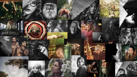 Портретная фотография - все, что нужно знать