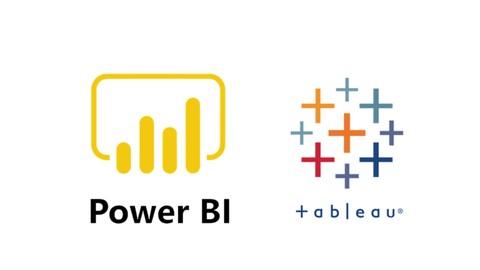 20+ Saat Tableau, Power BI ve Excel ile Komple Veri Analizi