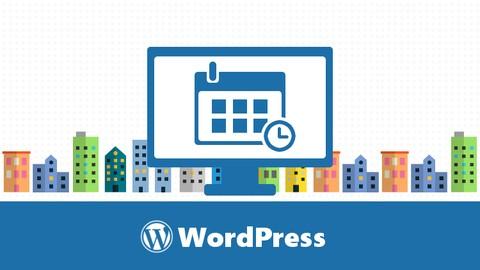 WordPress(ワードプレス)にシンプルな予約システムを追加する方法《5.4対応》※無料のプラグインを使用します。