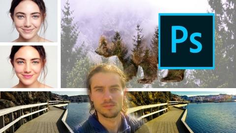 Photoshop pour retouche et montage photo