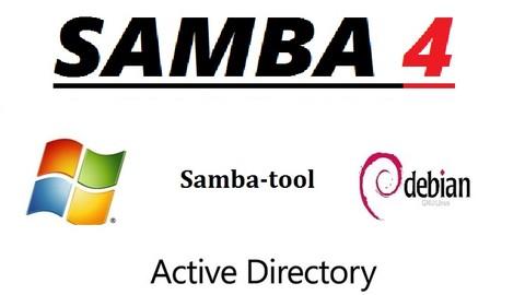 Samba4.13 e Debian 10 + AD + GPO + File Server + samba-tool