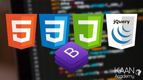 Web Tasarım| HTML 5 | CSS 3 | BOOTSTRAP 4 | JAVASCRIPT
