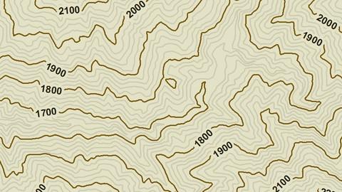 Dibujar los datos de un levantamiento topográfico en ArcGIS