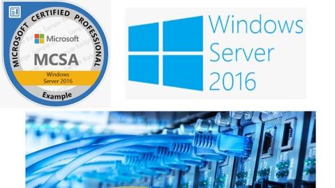 70-741 Windows Server 2016 le Réseau