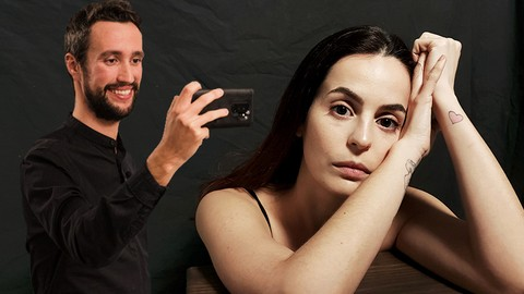 Fotografía móvil: Cómo hacer retratos desde cero.