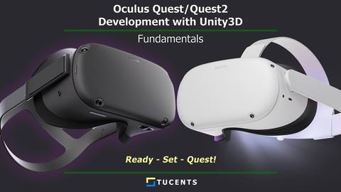 Oculus Quest / Quest2 Development with Unity3D-Fundamentals