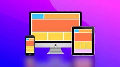 CSS Grid: Principiante a Experto Creando Web Responsive
