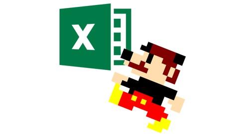 Excel VBA[第0弾]ゲームでわかる、マクロVBAプログラミング超入門~作りながら「楽しい!」を実感する2時間講義