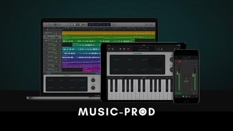 Logic Pro X音乐制作快速入门